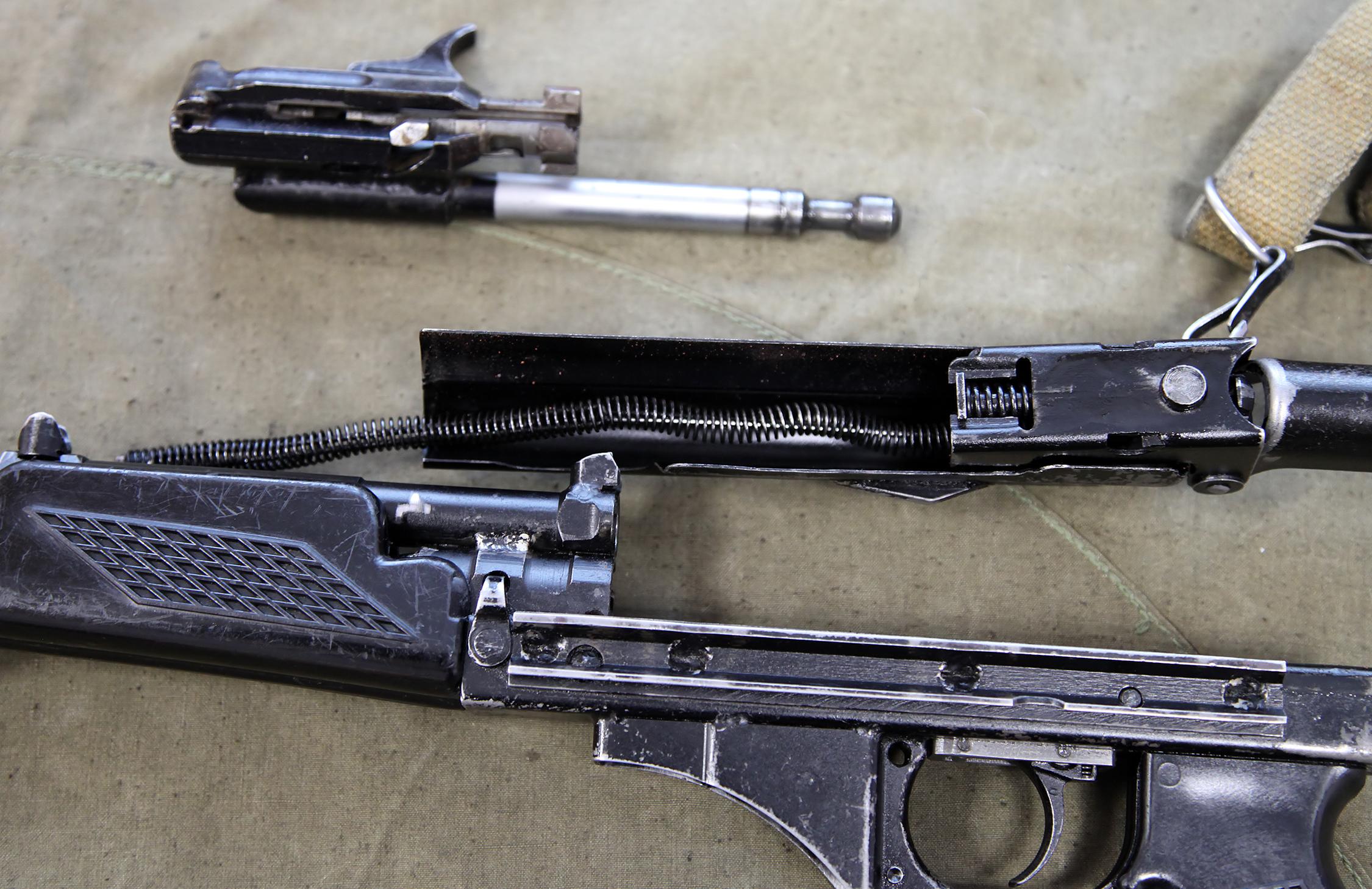 Automatic 9A-91: description, TTH, manufacturer 64