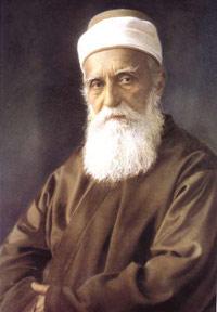 Abdul Baha, fra Wikimedia Commons