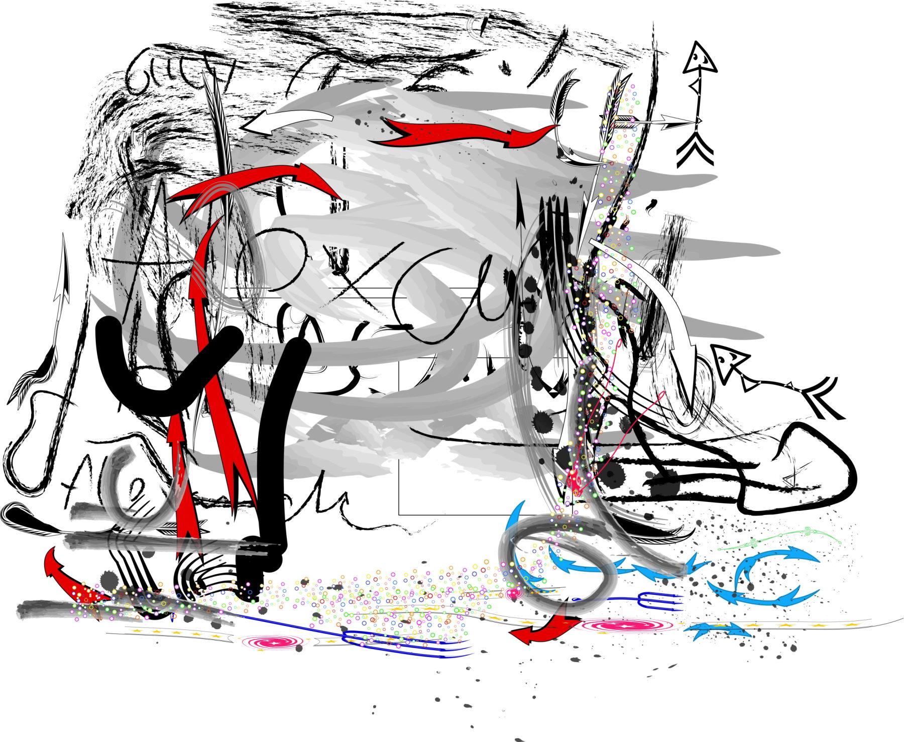 Datei abtrakte kunst