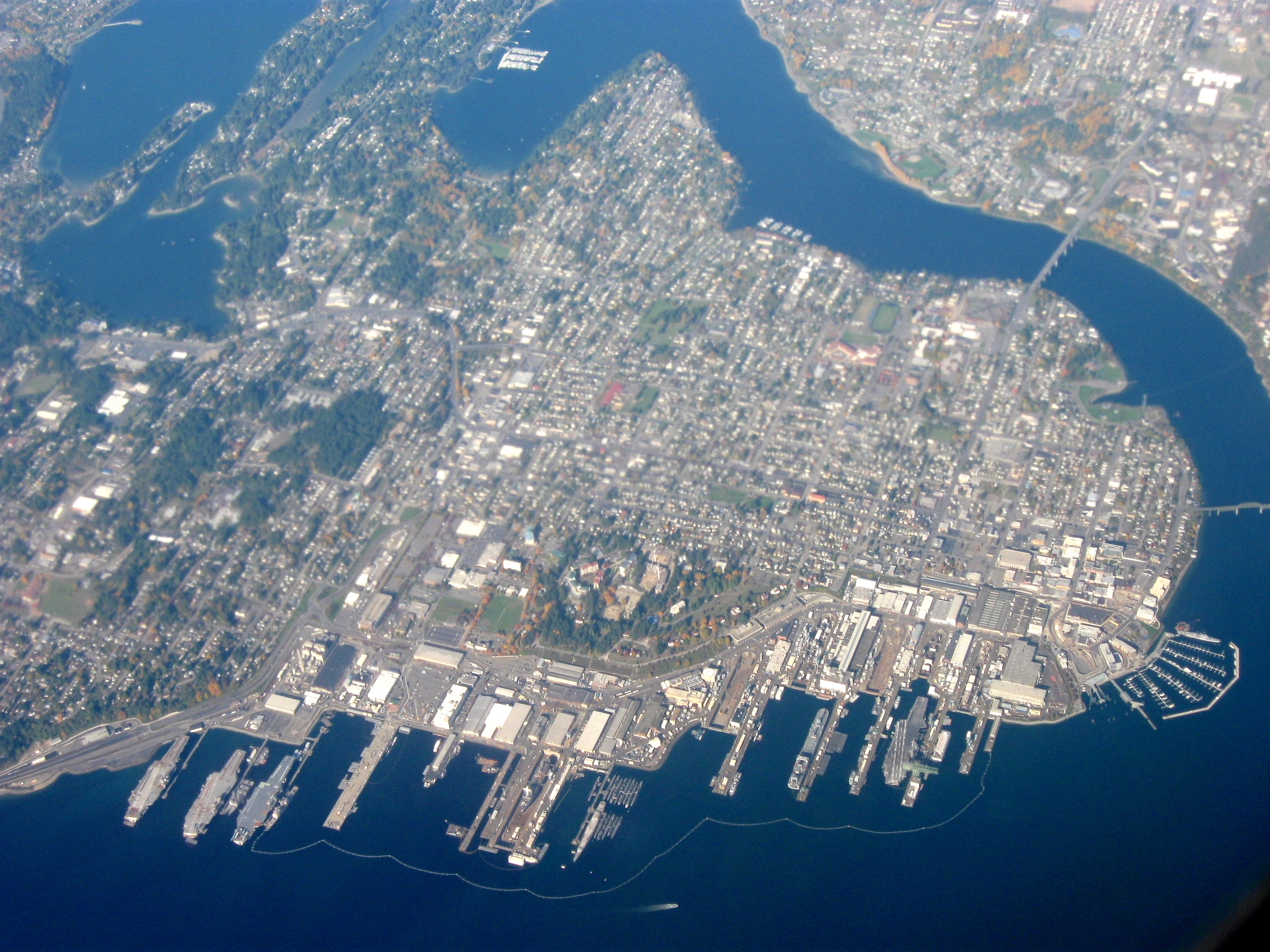 Bremerton, Washington - Wikipedia