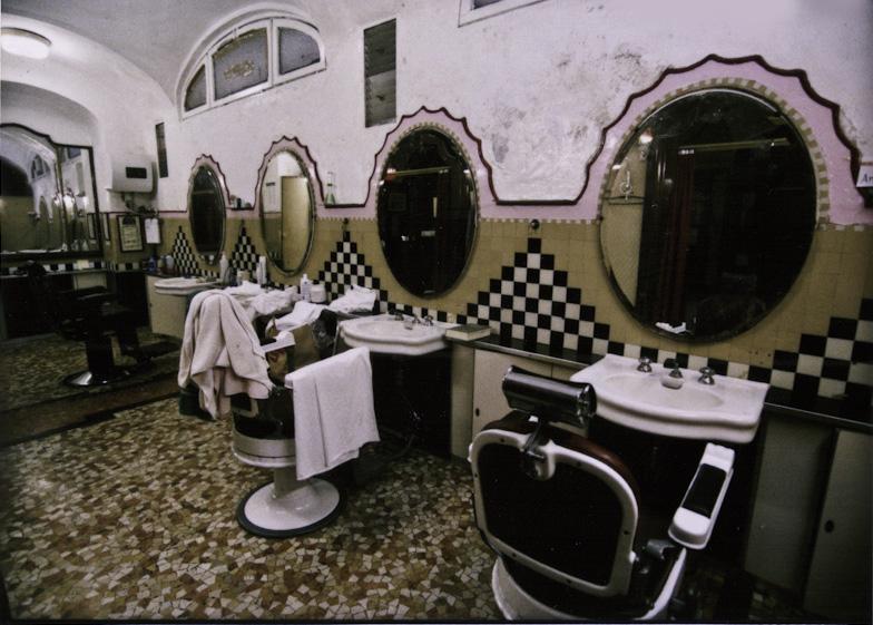 Boutique des barbiers