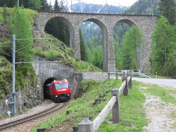 Tunel de Rugnux