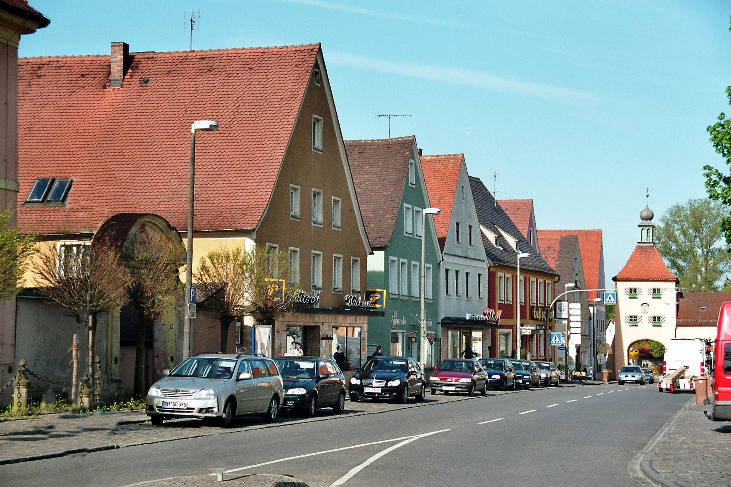 File Allersberg The Town Square Jpg Wikimedia Commons