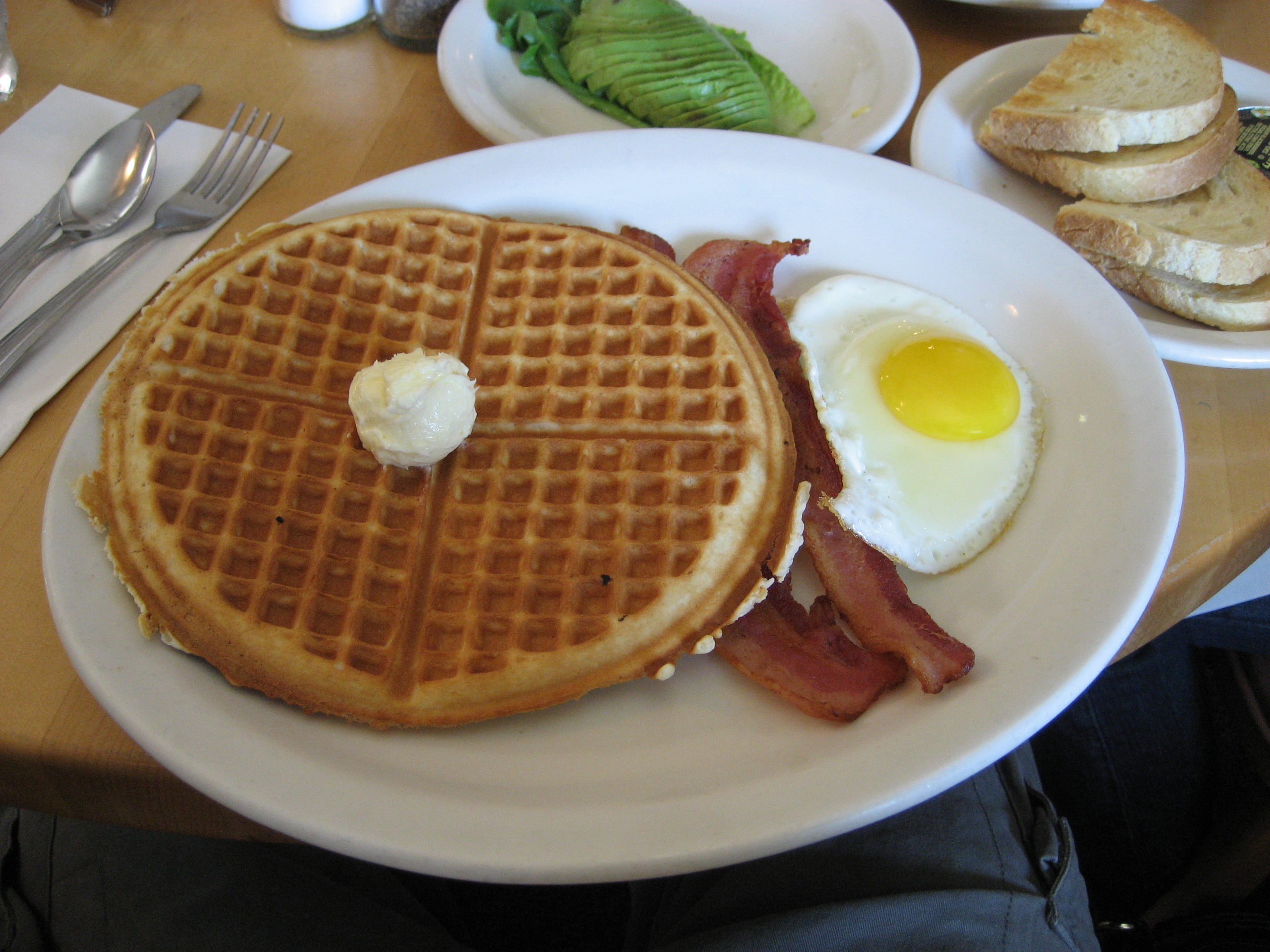 Favorite food and favorite drink breakfast for American cuisine wiki