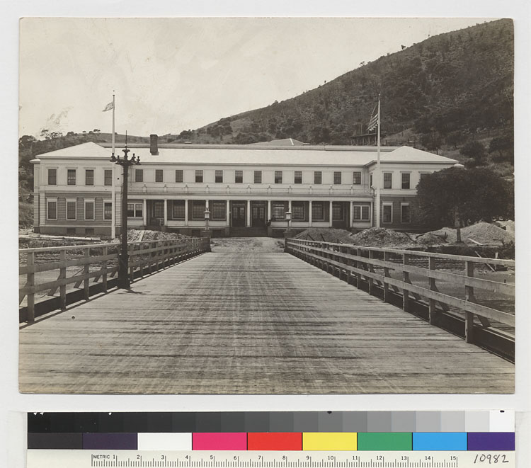 Immigration Station, Angel Island, San Francisco Bay