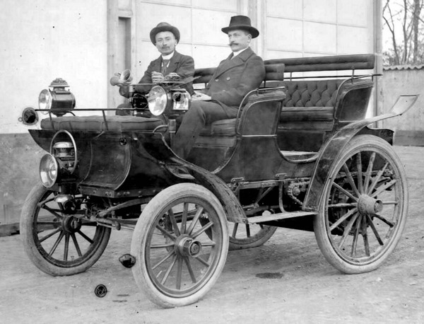 Steam Powered Car For Sale