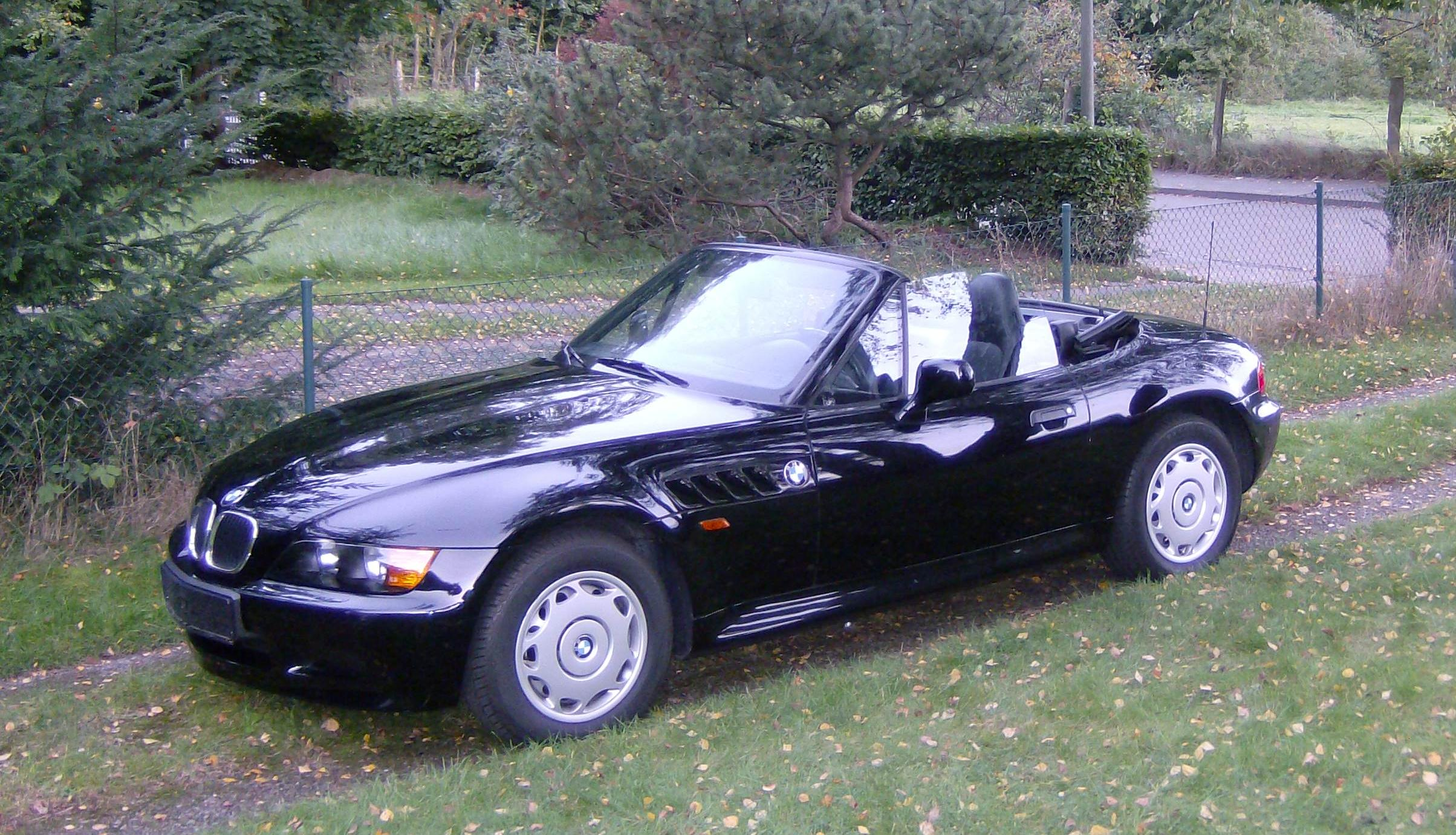 File Bmw Z3 1 8l 1997 Jpg Wikipedia
