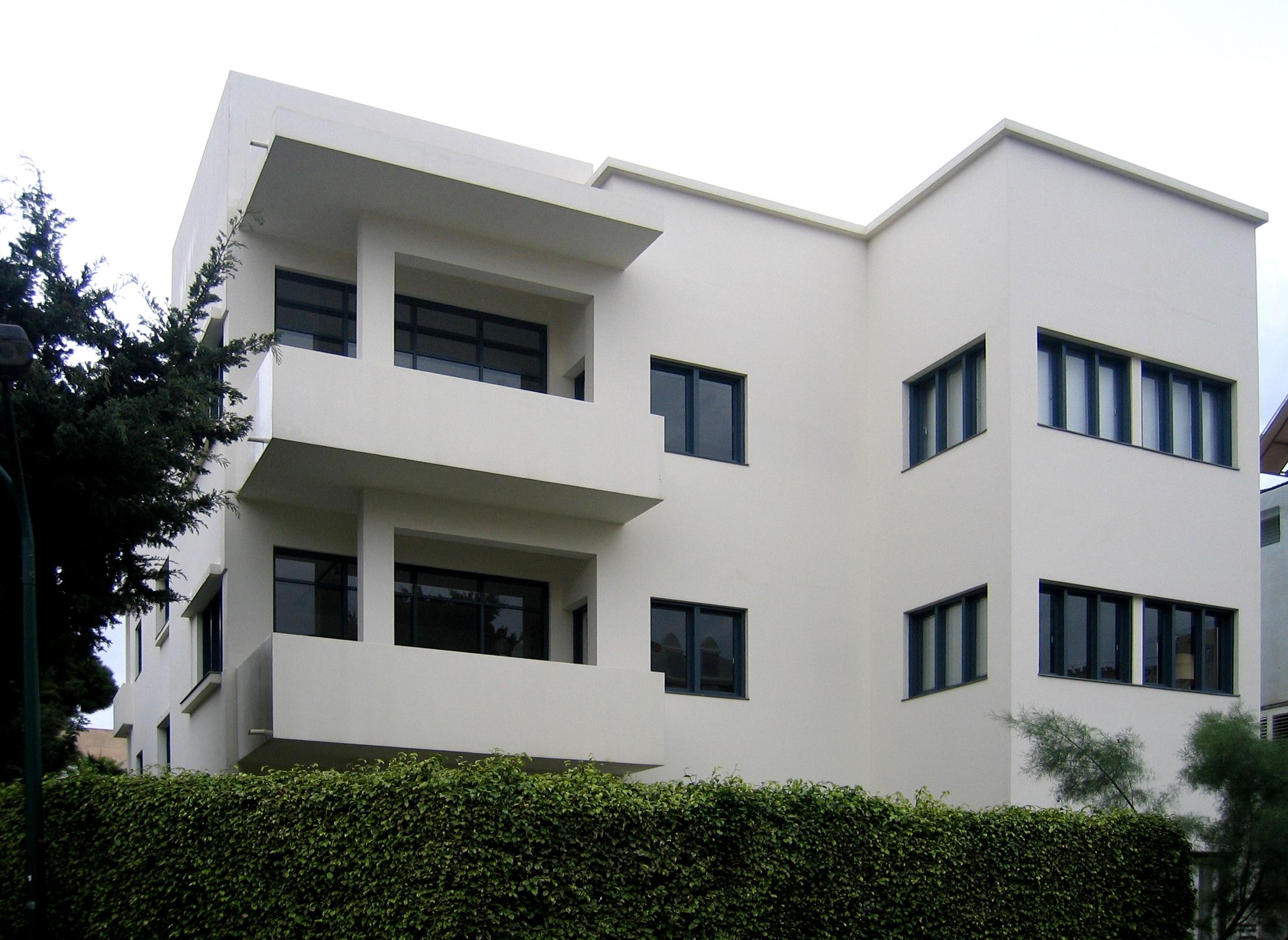 Bauhaus museum tel aviv