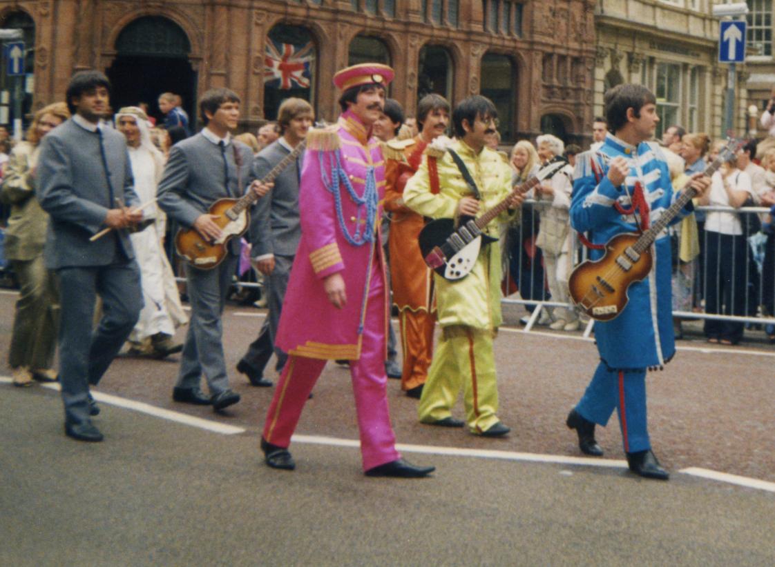 The Beatles - Wikipedia