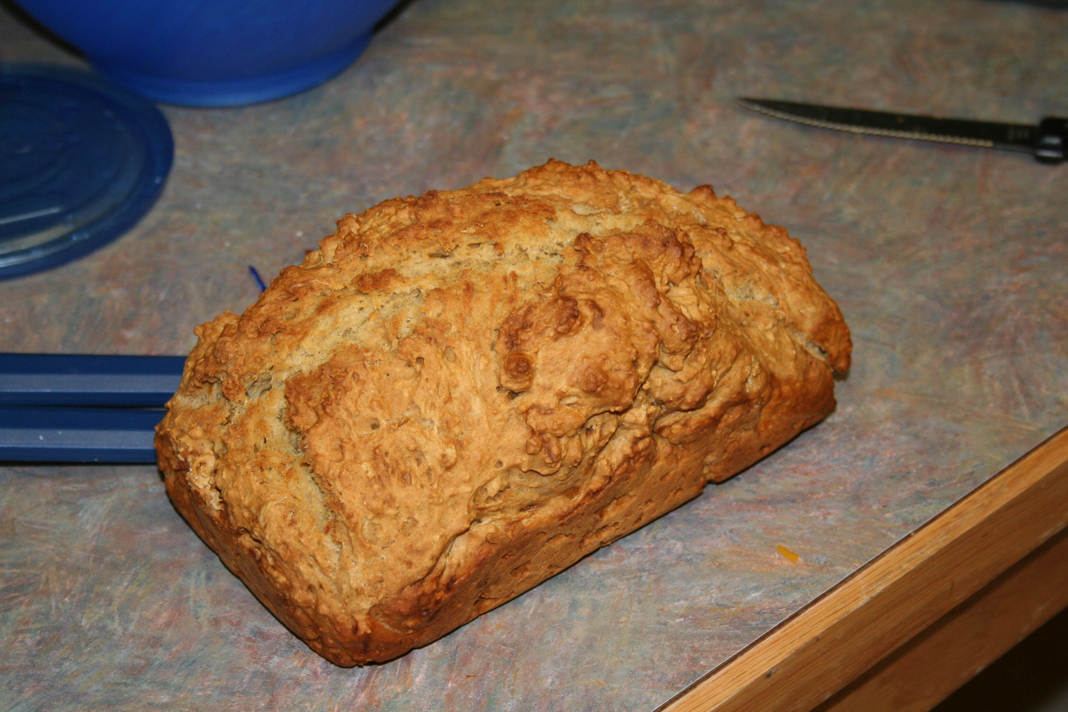 File:Beer Bread 1.jpg - Wikimedia Commons