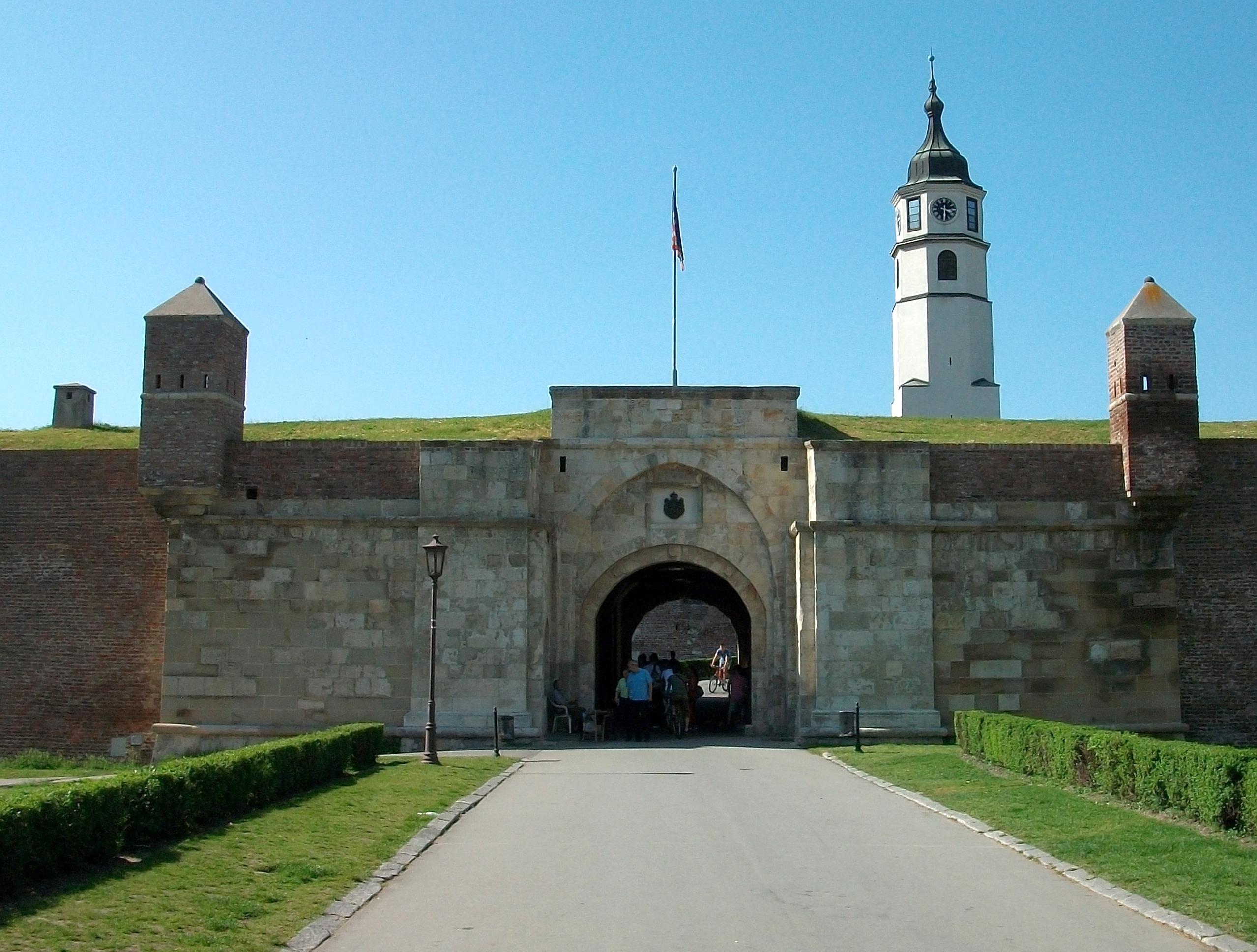 File Belgrad Kalemegdan Stambol Kapija Jpg Wikimedia