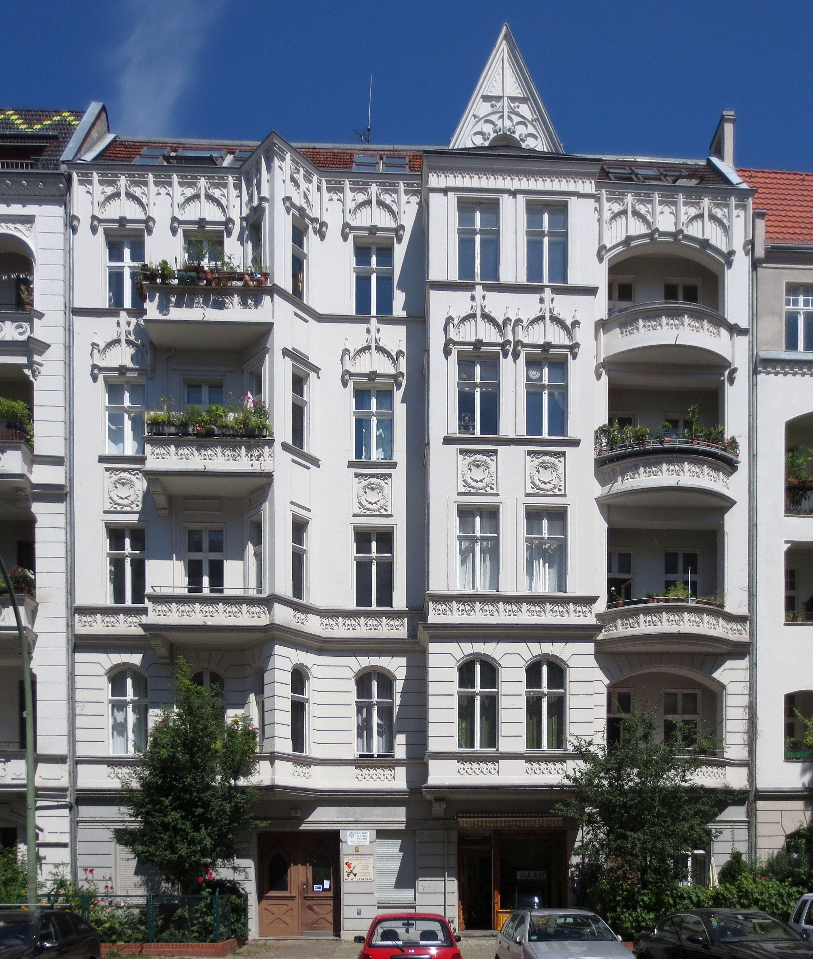 file berlin schoeneberg wartburgstrasse 3 wikimedia commons. Black Bedroom Furniture Sets. Home Design Ideas