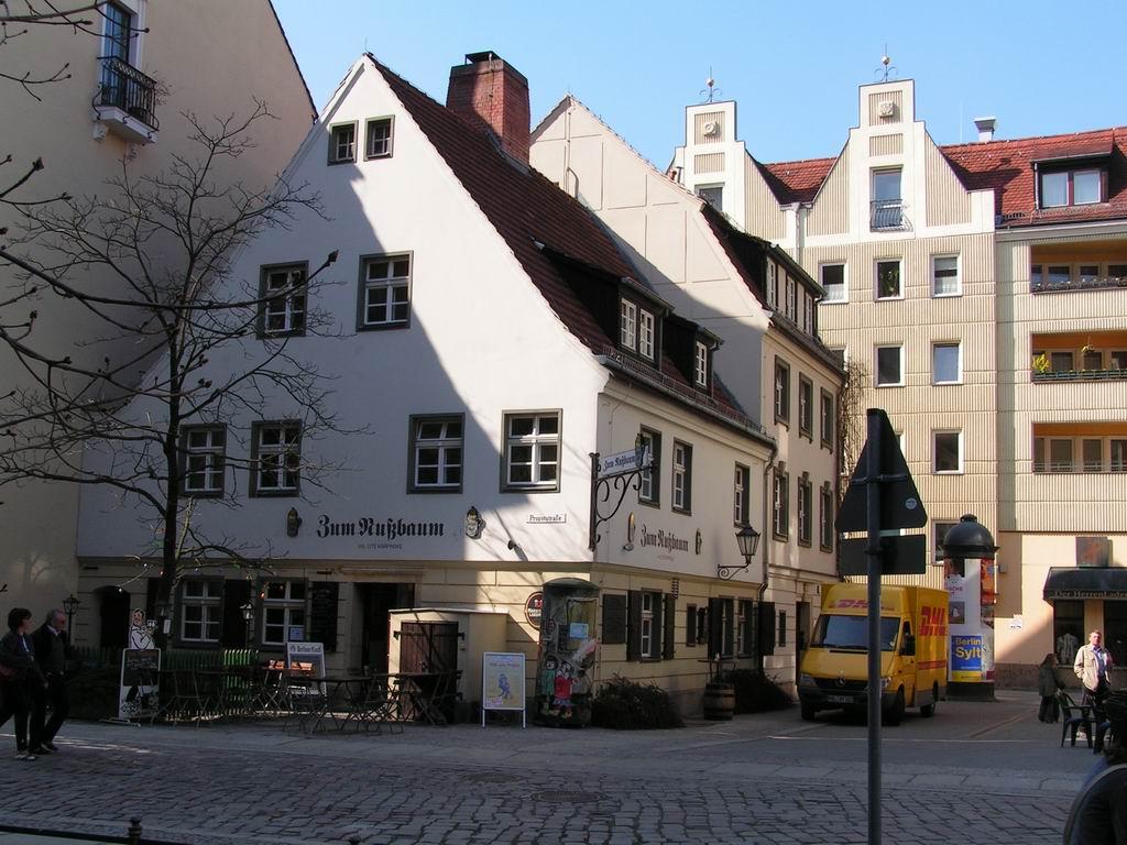 Zum Nussbaum Berlin