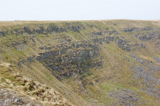 Blackbed Scar - geograph.org.uk - 1271551