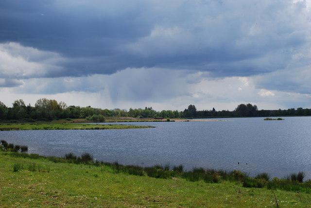 Blashford Lakes - geograph.org.uk - 1287681