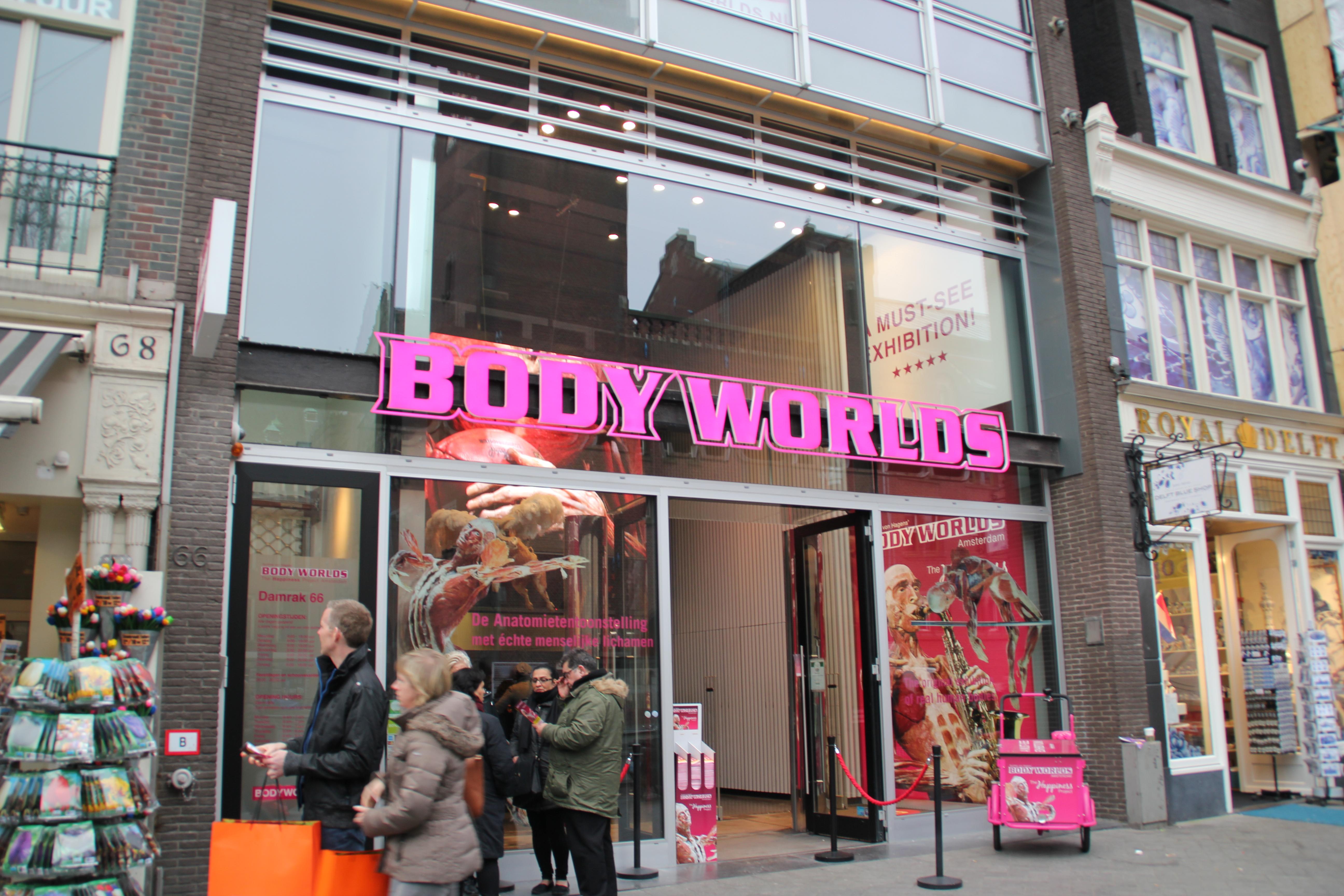 Body Worlds Wikipedia