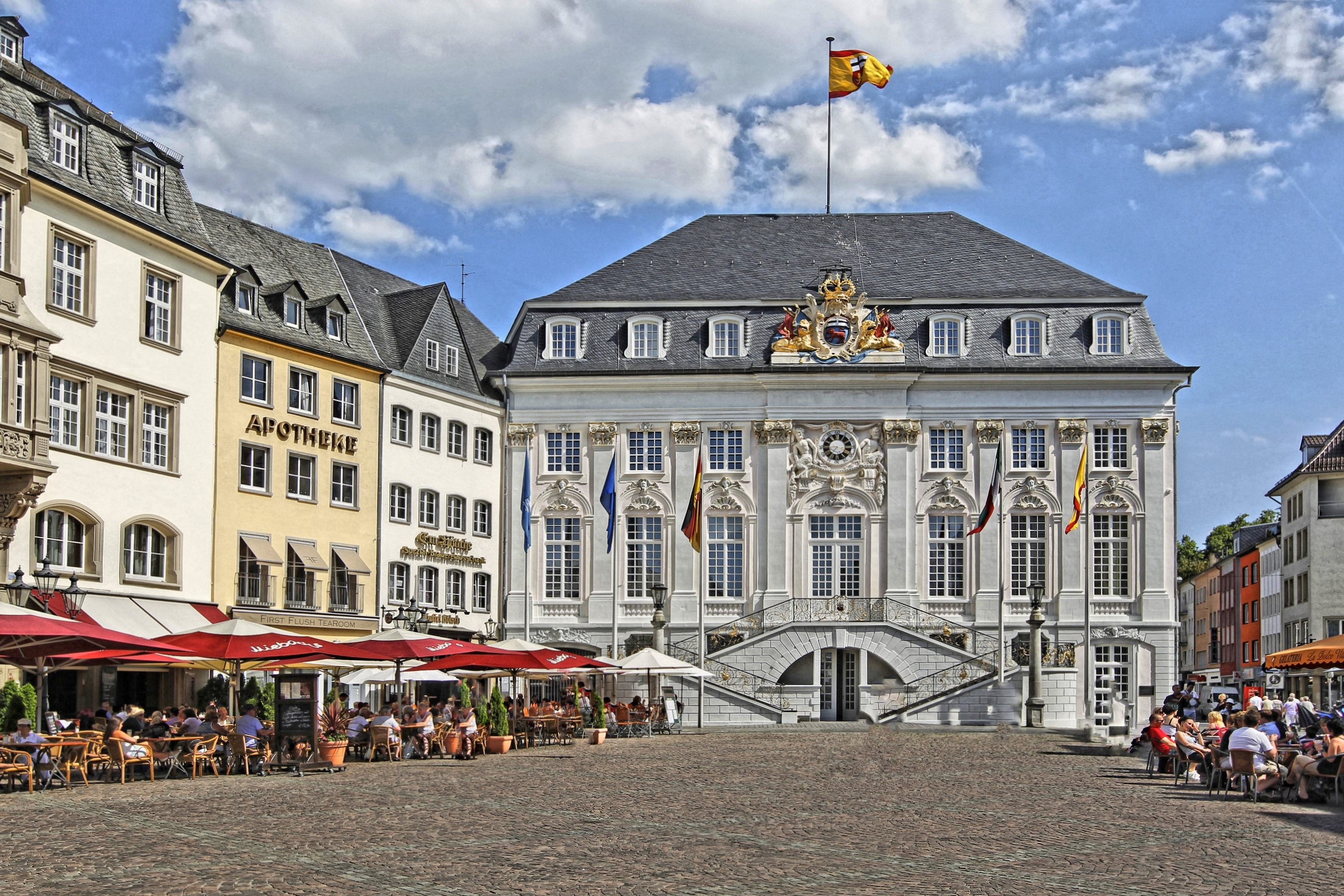 file bonn altes rathaus am markt tone mapping jpg wikimedia commons. Black Bedroom Furniture Sets. Home Design Ideas