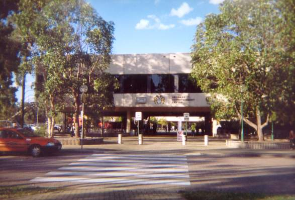 Brisbane Entertainment Centre - Wikipedia