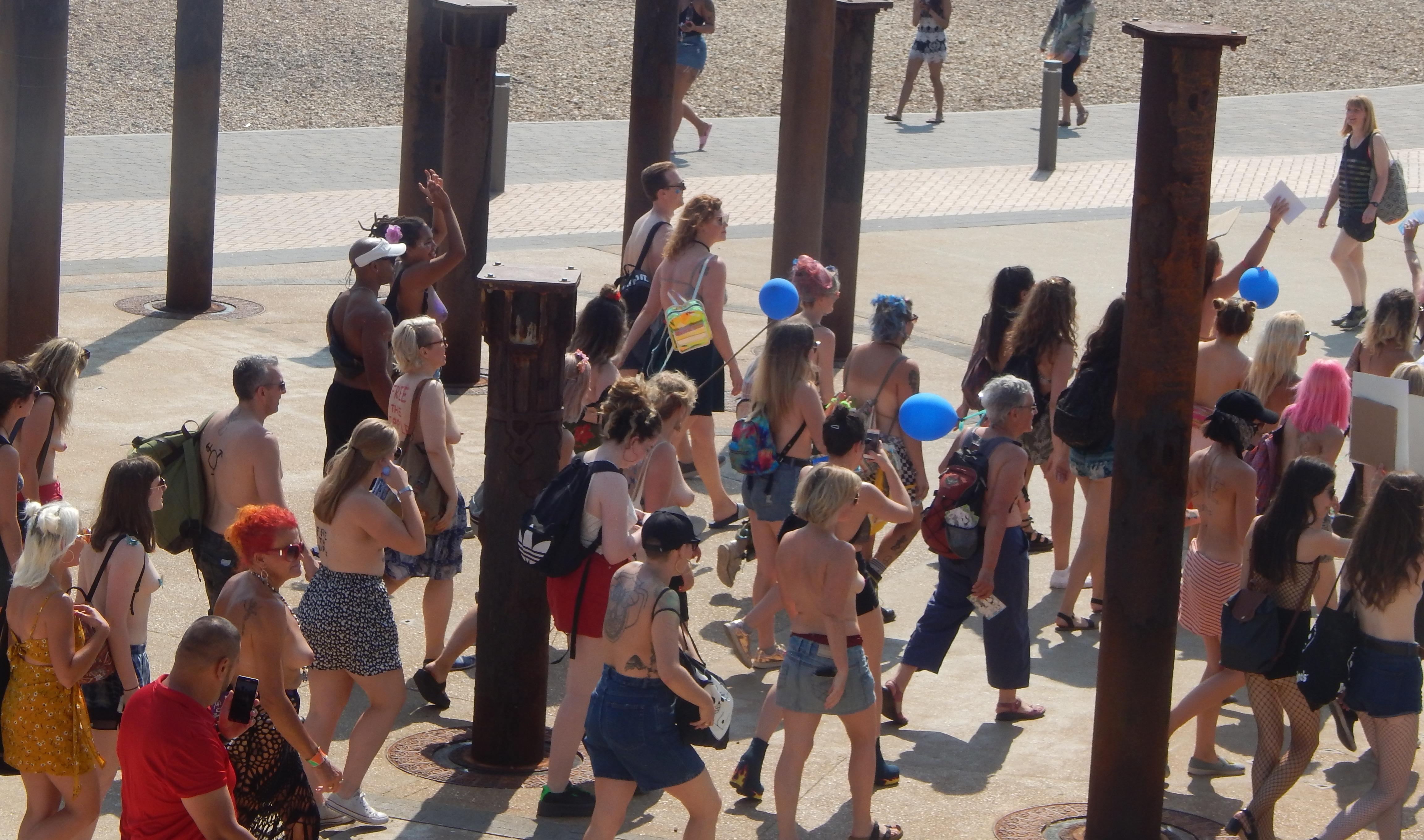 File:Brighton 2018 Free The Nipple rally 112.jpg