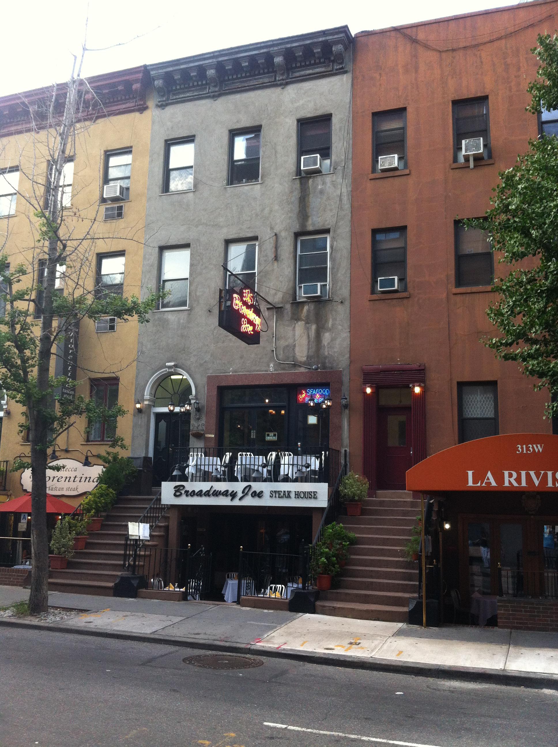 File broadway joe steak house manhattan new york 001 for Broadway house
