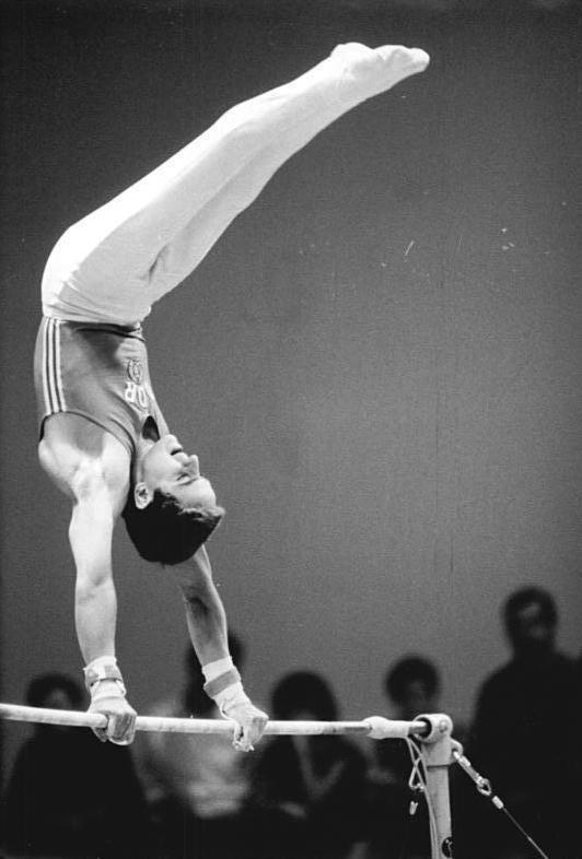 übung gymnastic sprungfeder