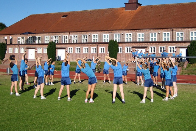 Image result for Sportunterricht in der Schule