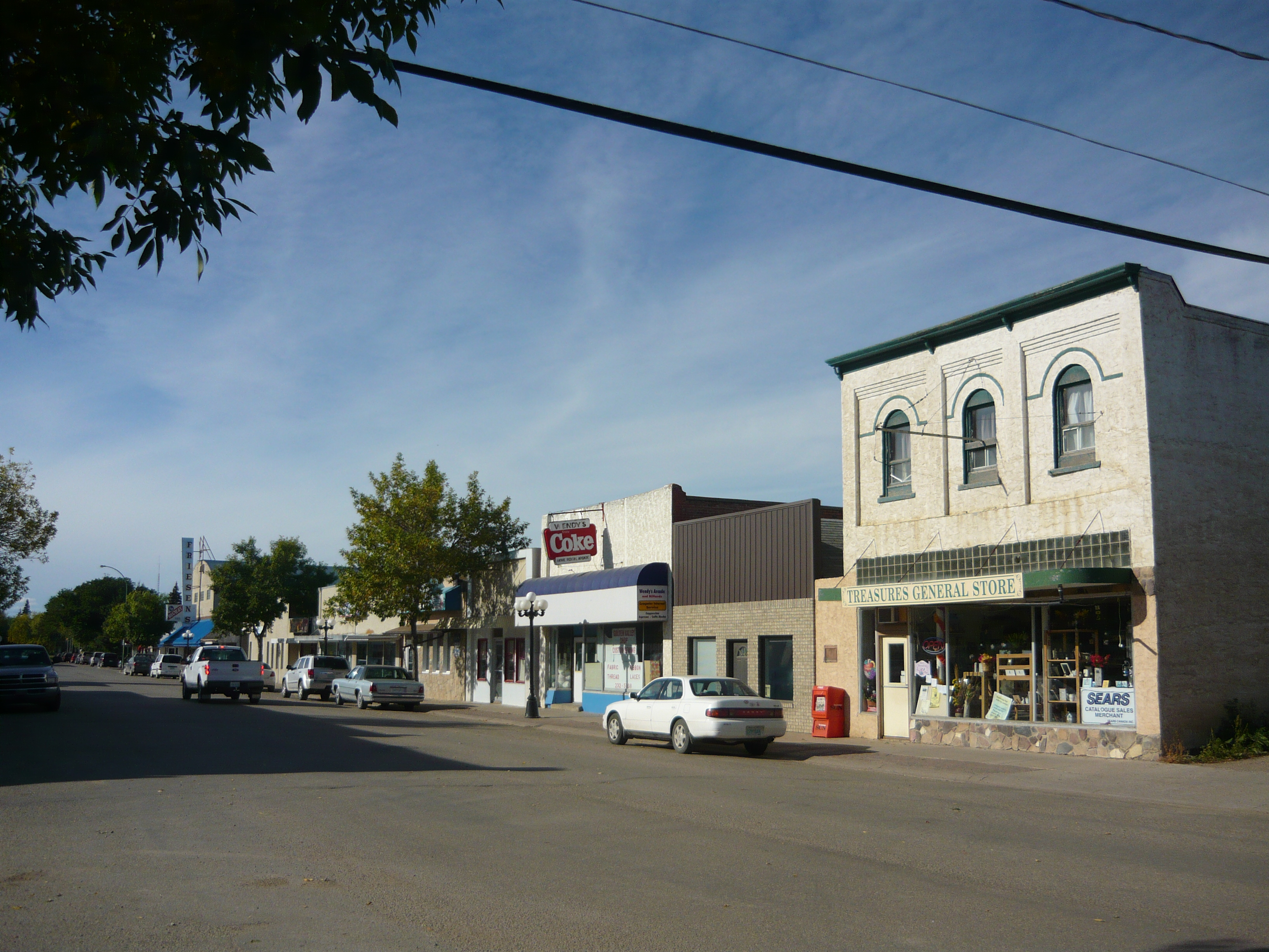 Maple Creek Sk Bed And Breakfast