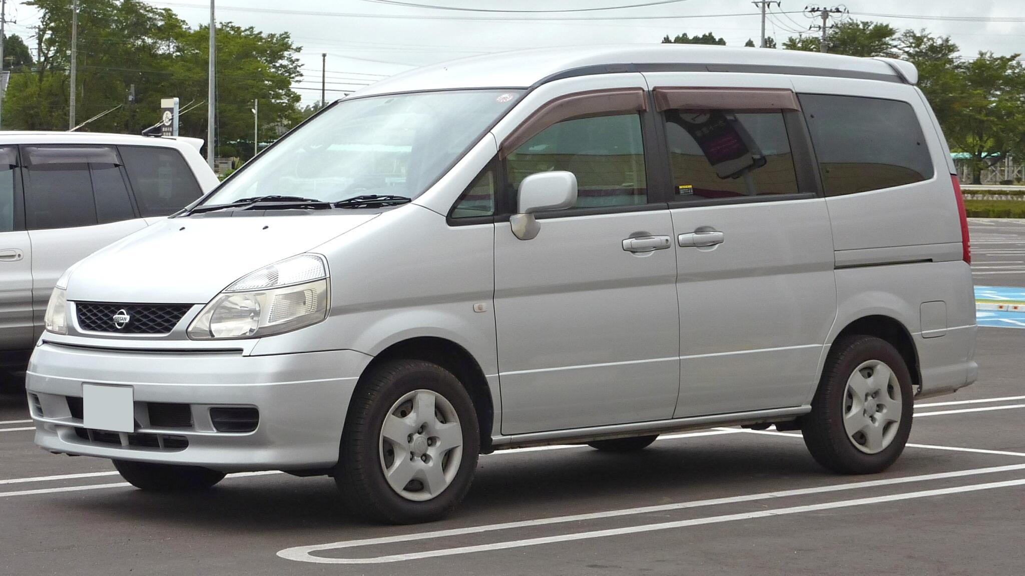 File C24 Nissan Serena Jpg Wikimedia Commons