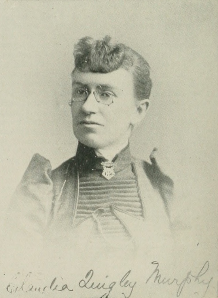 CLAUDIA QUIGLEY MURPHY A woman of the century (page 540 crop).jpg