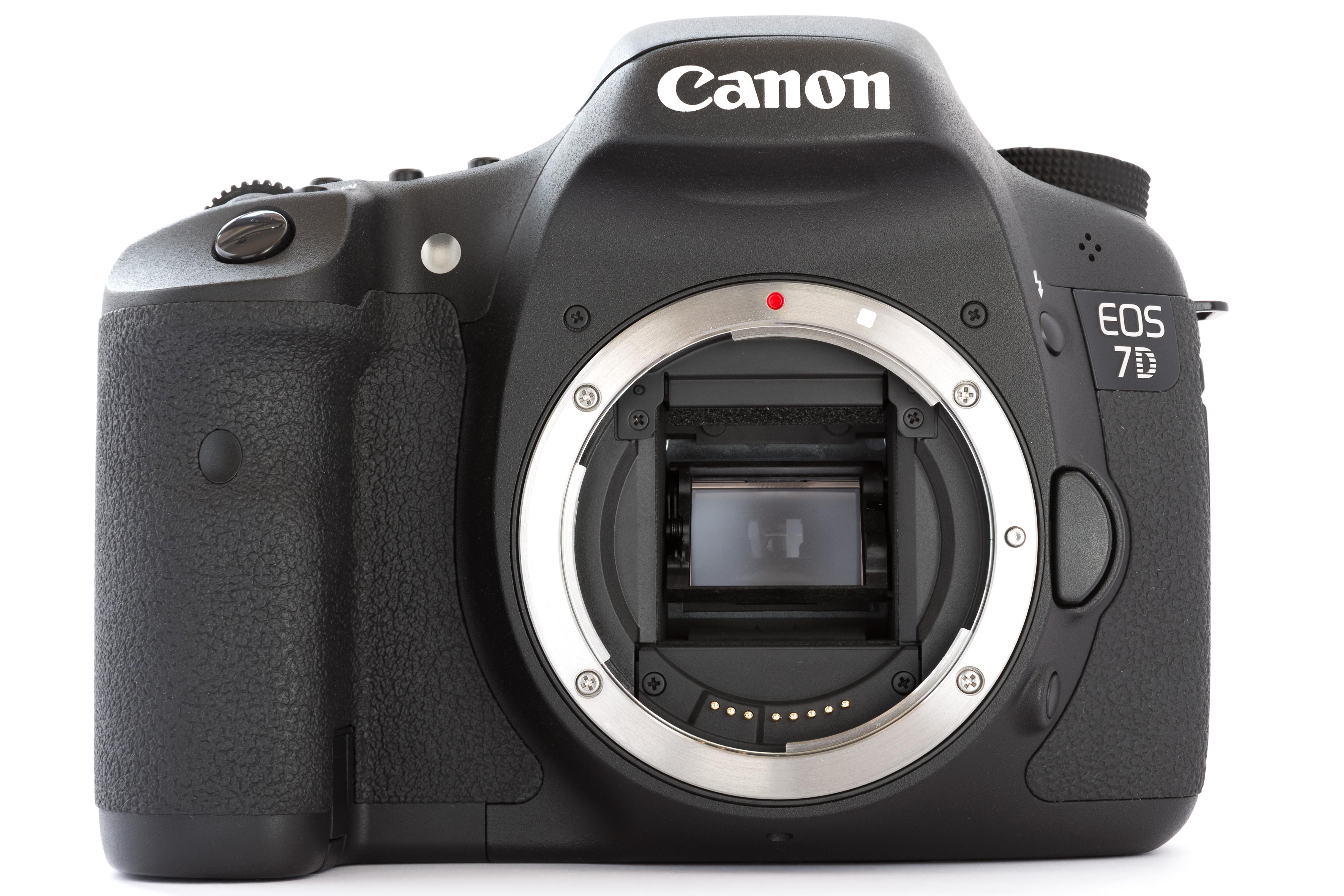 Canon EOS 7D - Wikipedia