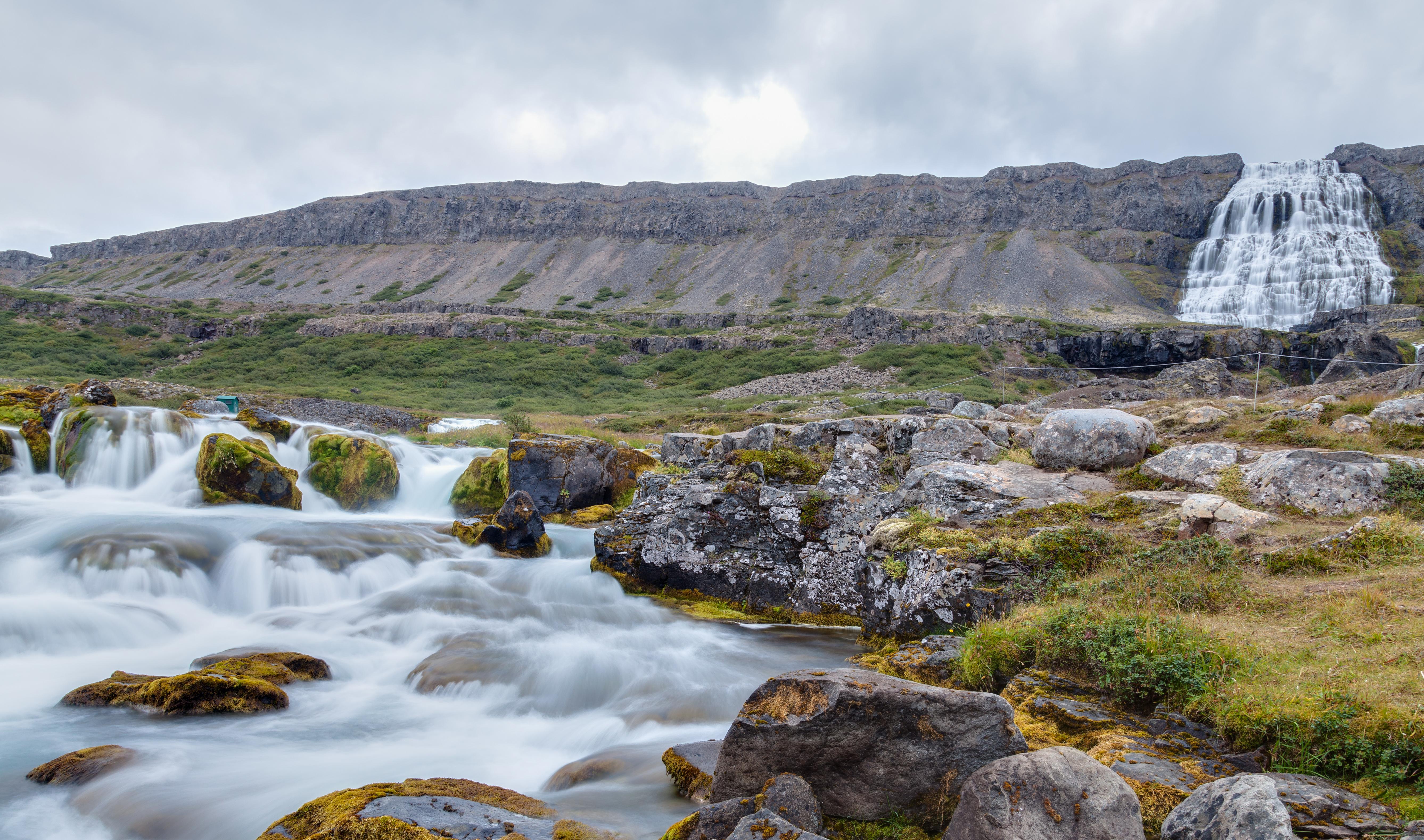 Cascada Dynjandi, Vestfirðir, Islandia, 2014-08-14, DD 130-132 HDR.JPG