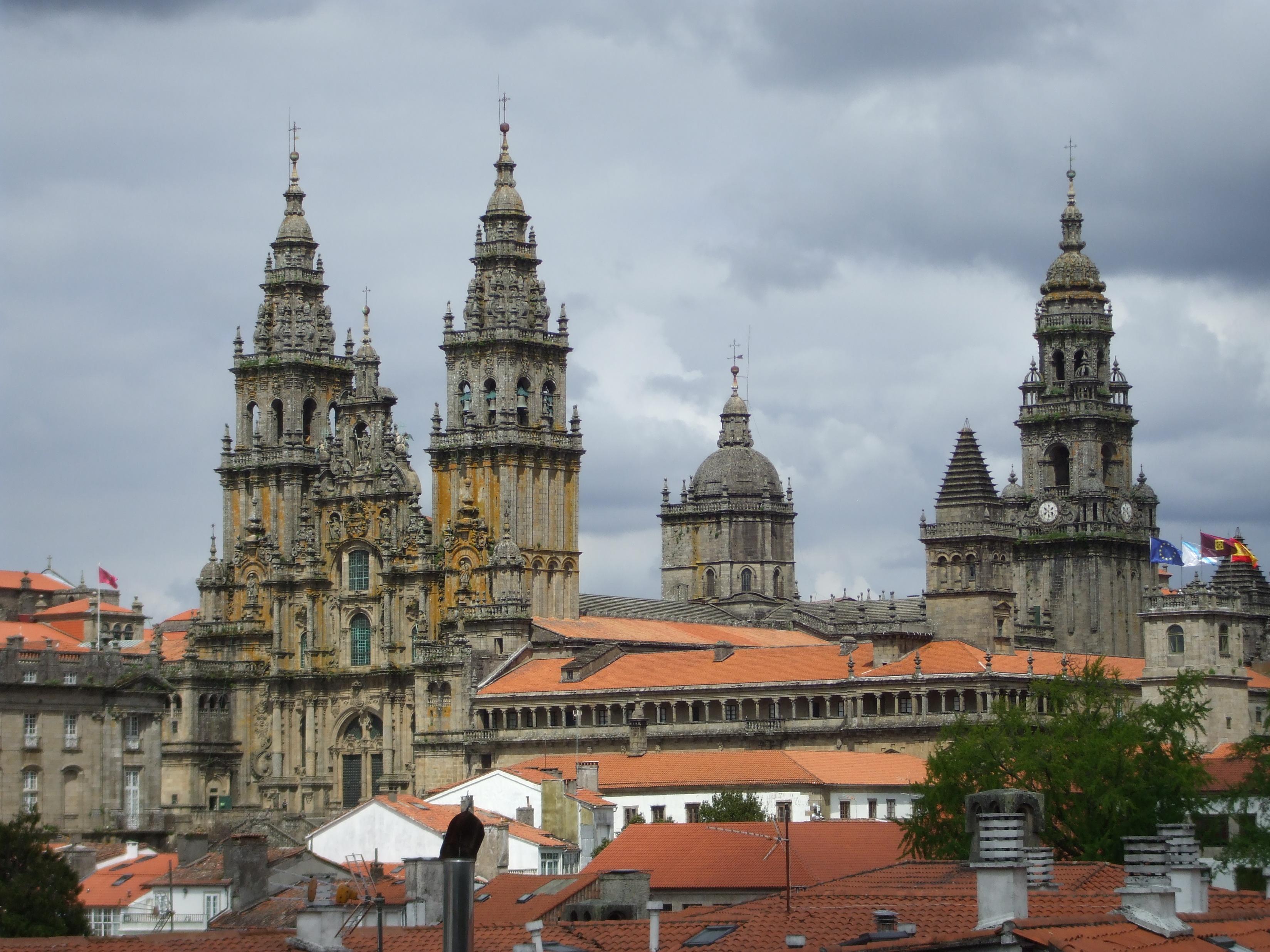Fitxategi catedral santiago de compostela galicia spain for Zara santiago de compostela