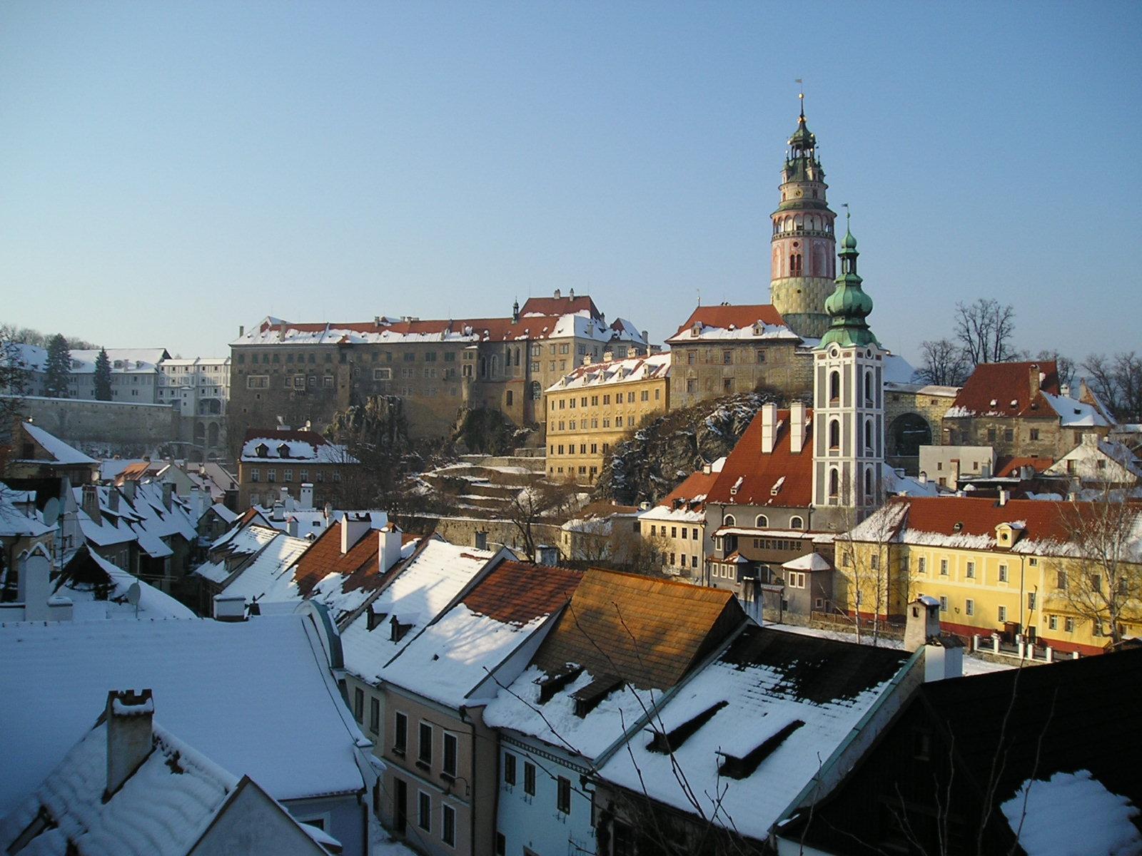 Czech Time Travel Film