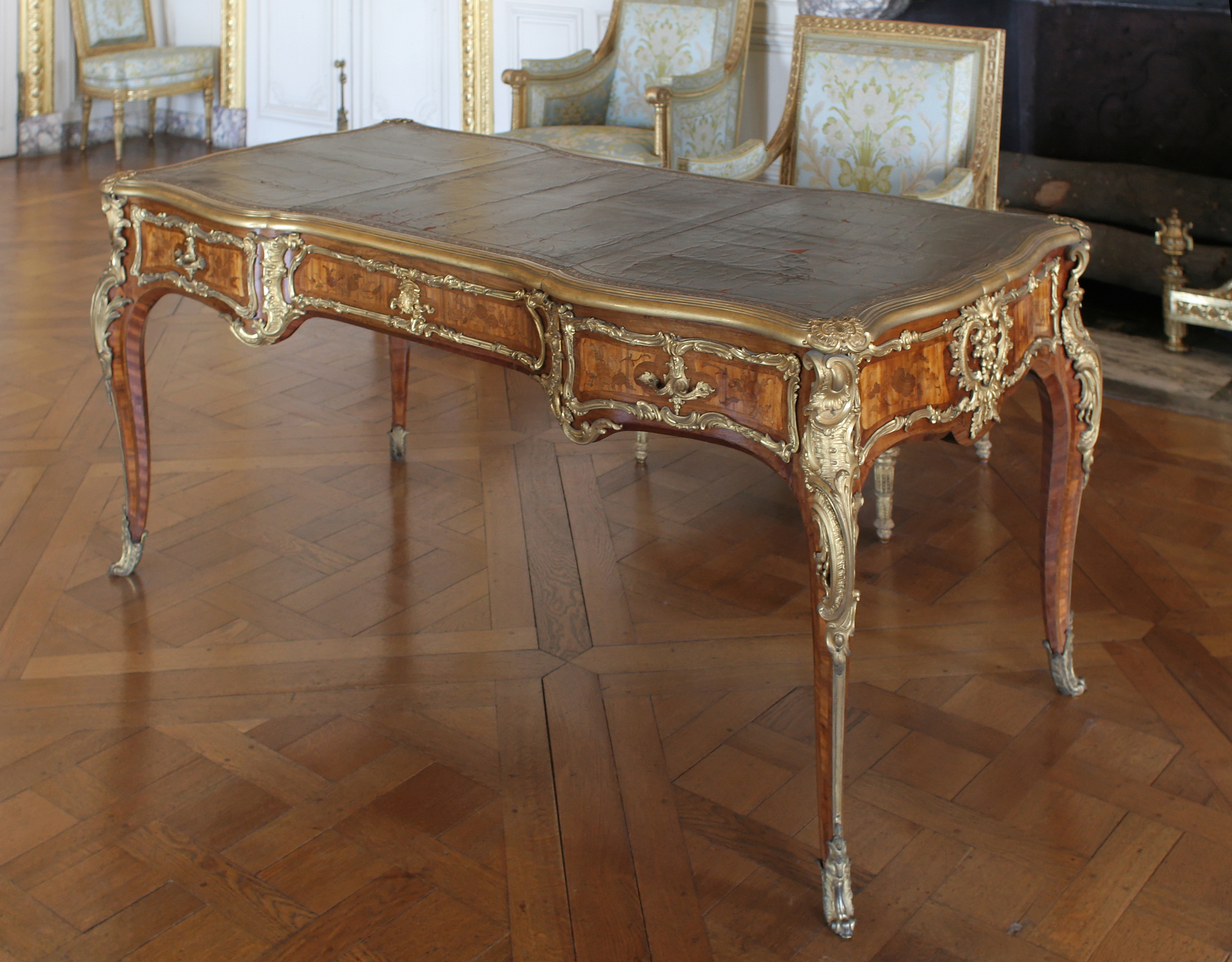 File ch teau de versailles appartement du dauphin grand for Bureau gallery
