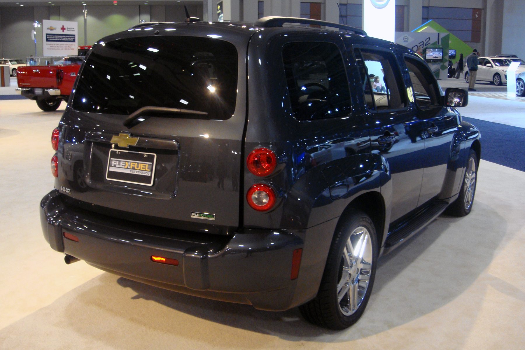 file chevrolet hhr flex fuel was 2010 8837 jpg wikimedia. Black Bedroom Furniture Sets. Home Design Ideas