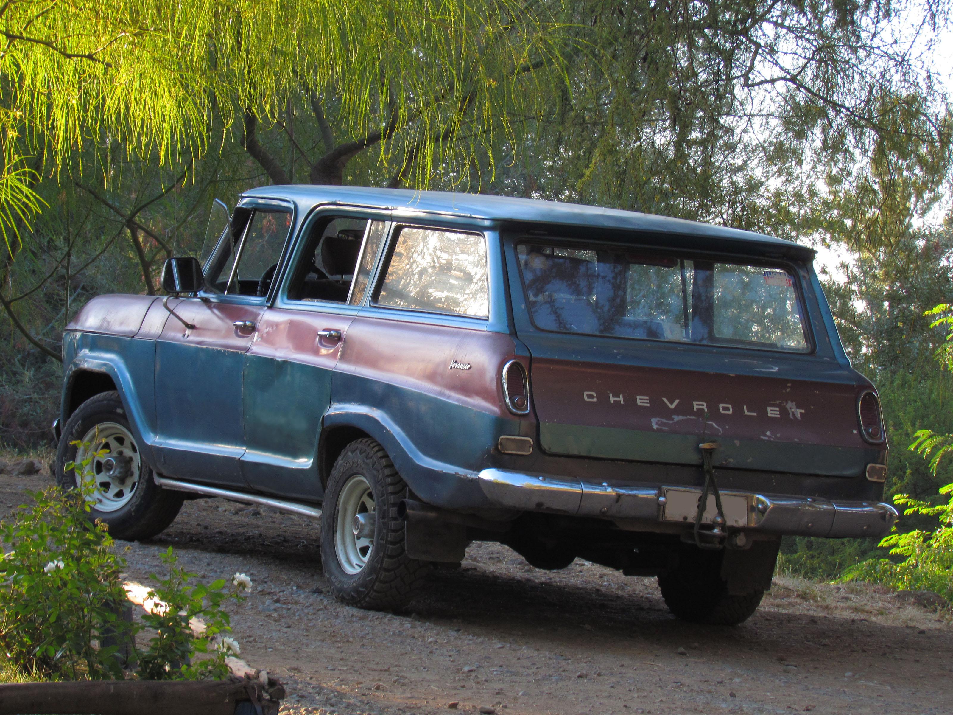 File:Chevrolet Veraneio 1974 (12530624074).jpg - Wikimedia ...