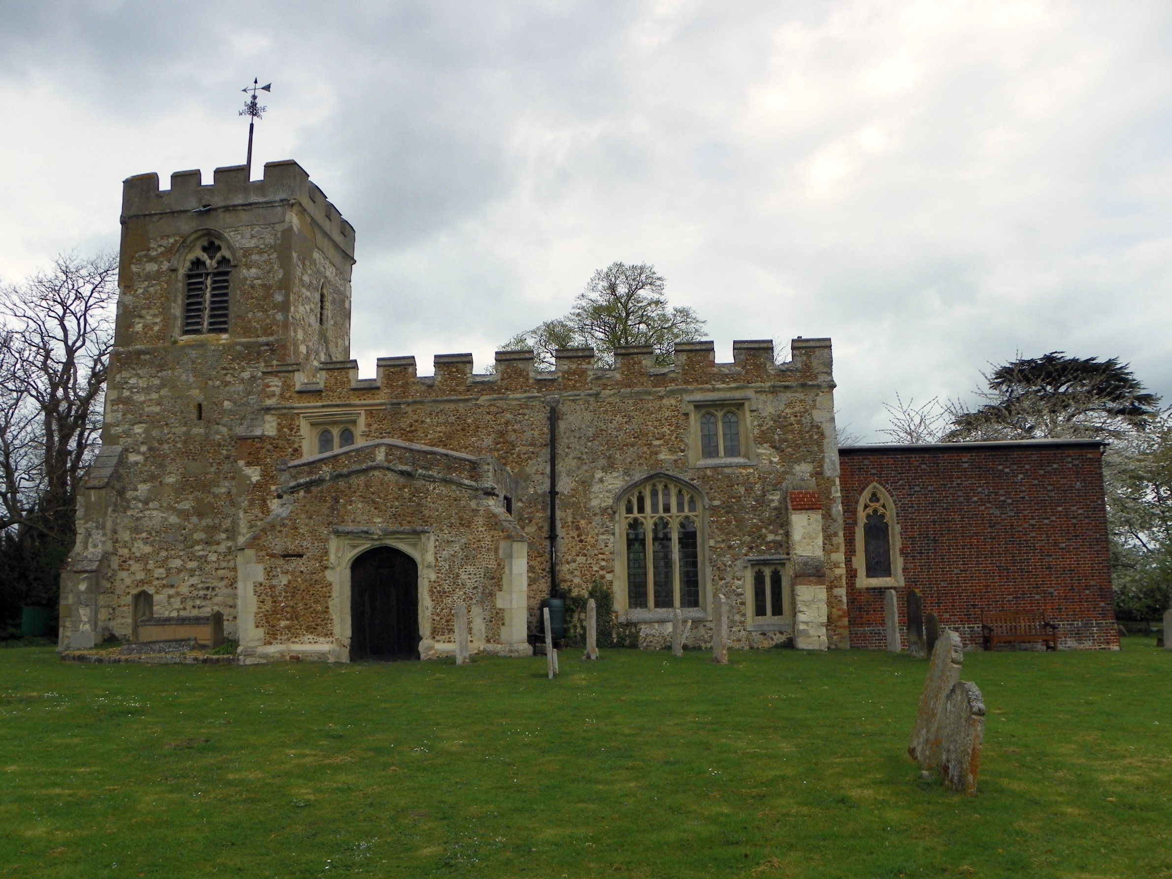 File:Church of St Nicholas, Hinxworth.jpg - Wikimedia Commons