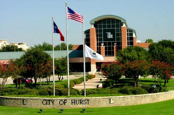 Hurst, Texas - Wikipedia