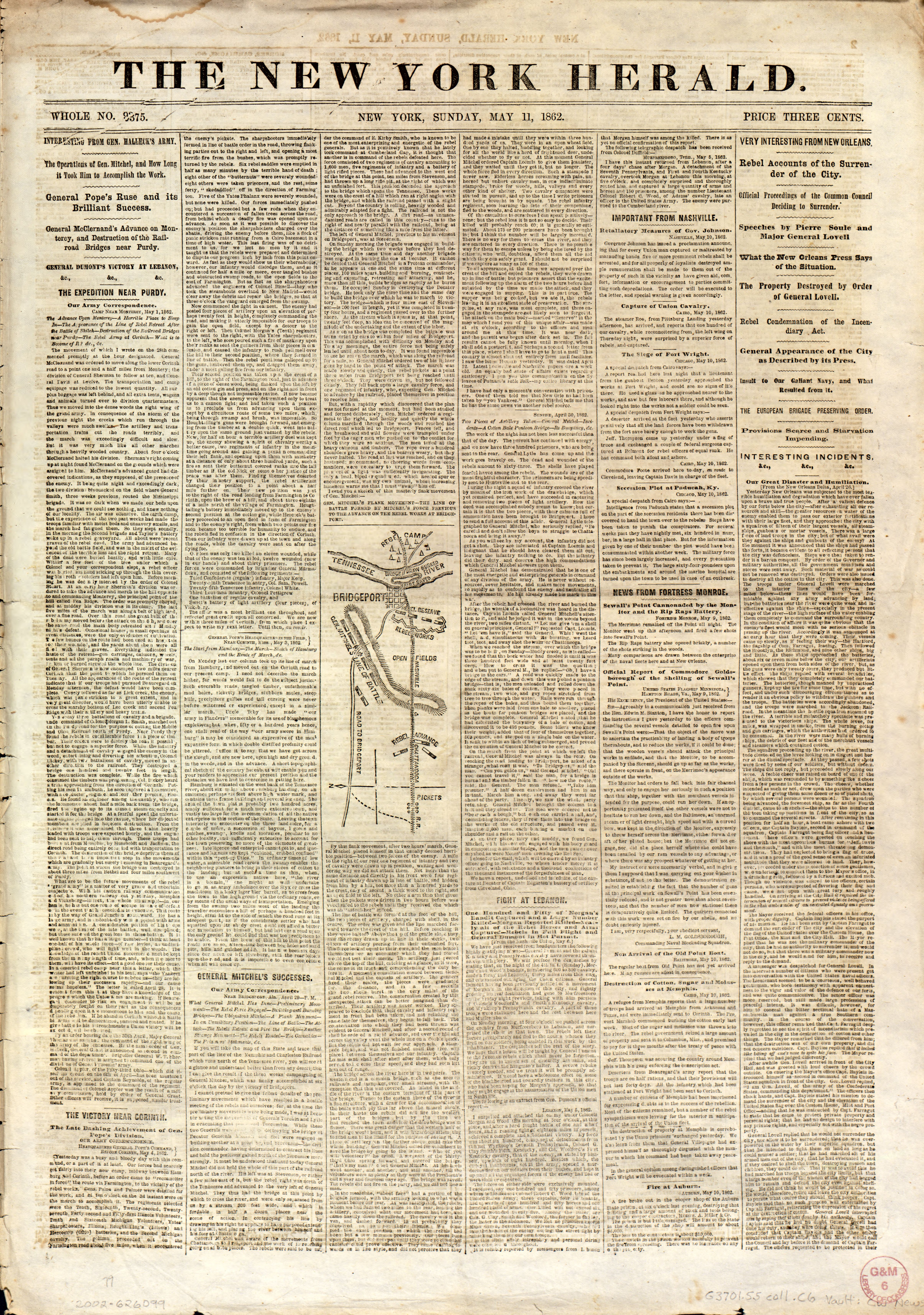 File:Civil War newspaper maps from the New York times and ...