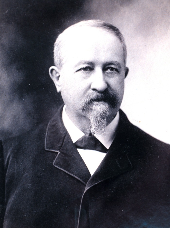Clarence Dutton