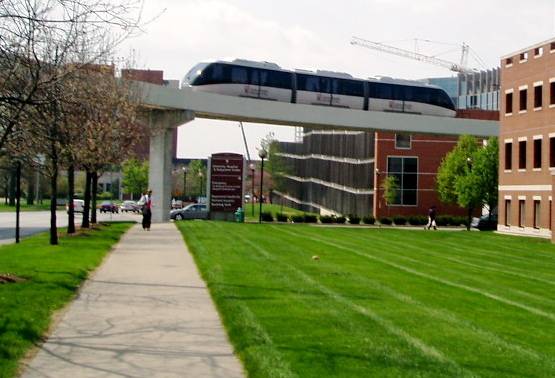 Indiana University Health People Mover - Wikipedia