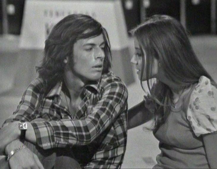 '''Con la cantautora Paola Massari en 1972.'''
