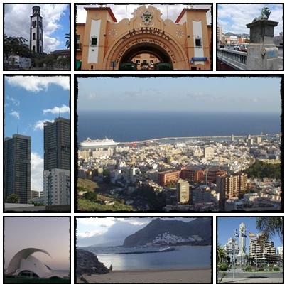 Datei:Collage Santa Cruz de Tenerife.jpg