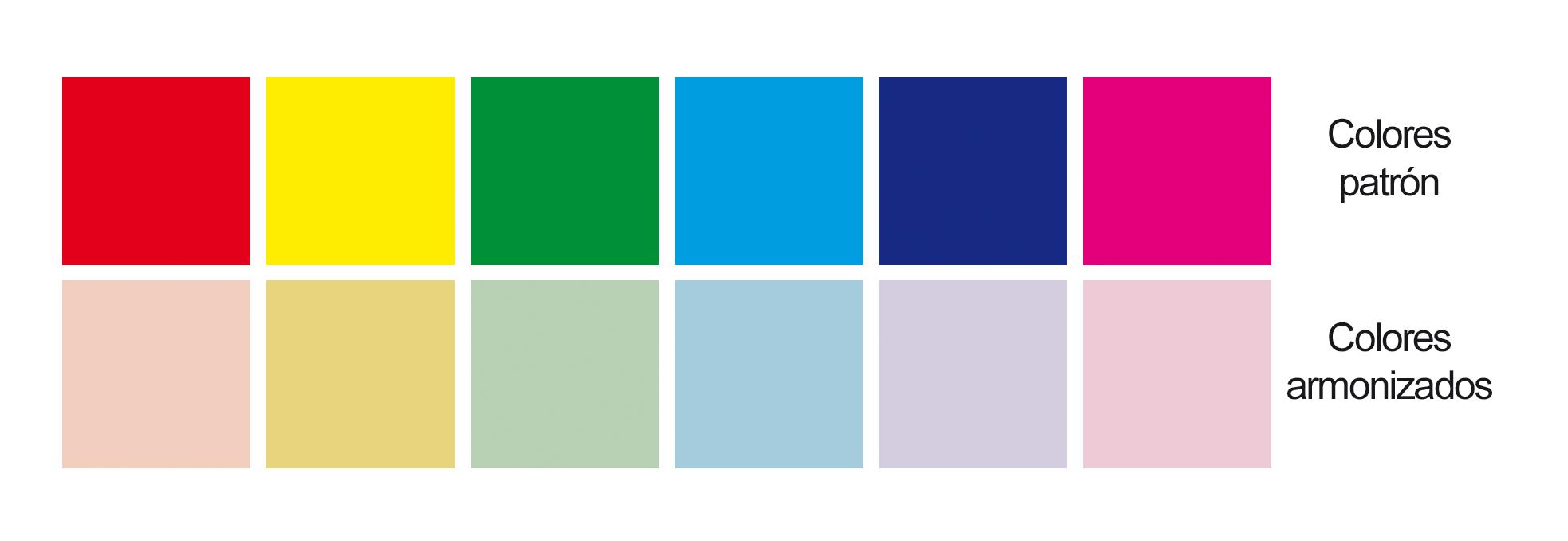 el color comunica m todo santana de color elcolorcomunica
