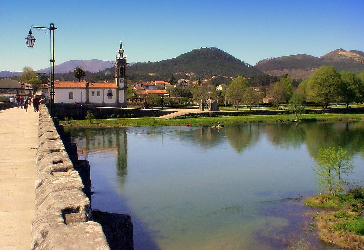 """El Camino en Portugal, una ruta """"histórica"""" aún por descubrir"""