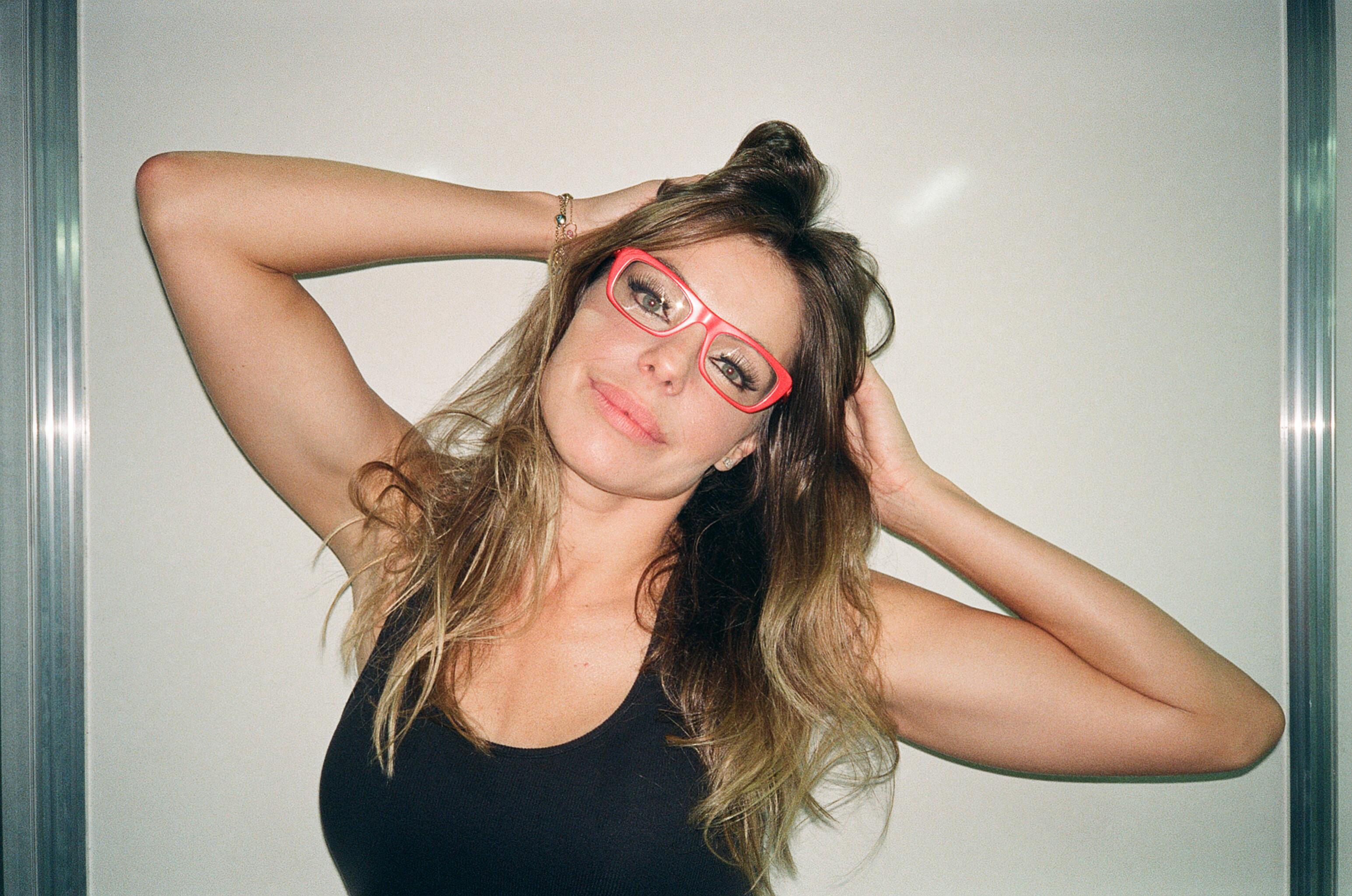 Is a cute Elena Melnik nude photos 2019