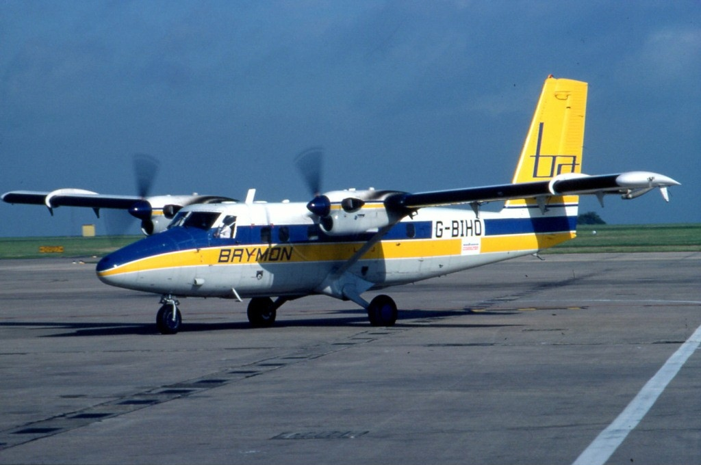 File De Havilland Canada Dhc 6 310 Twin Otter Brymon Airways British Caledonian Commuter An0218258 Jpg Wikimedia Commons