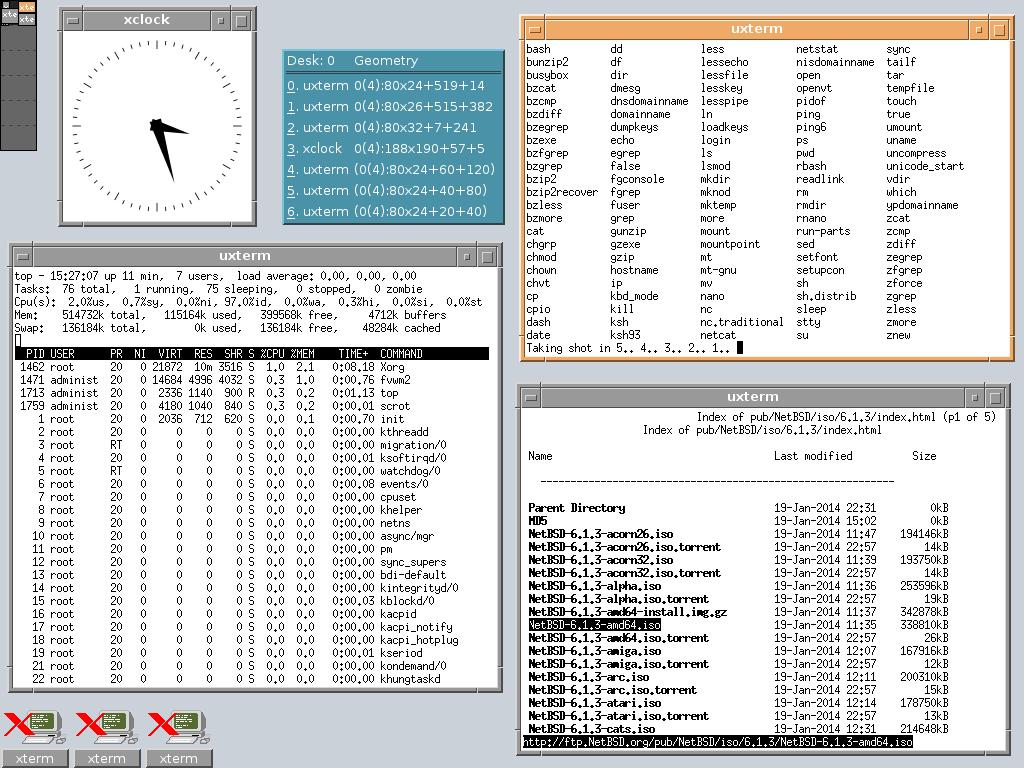 Openbsd Desktop Environment Desktop Environment Cde