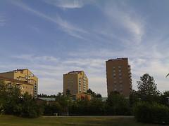 Edsberg, Sollentuna urban district in Sollentuna Municipality, Stockholm County, Sweden