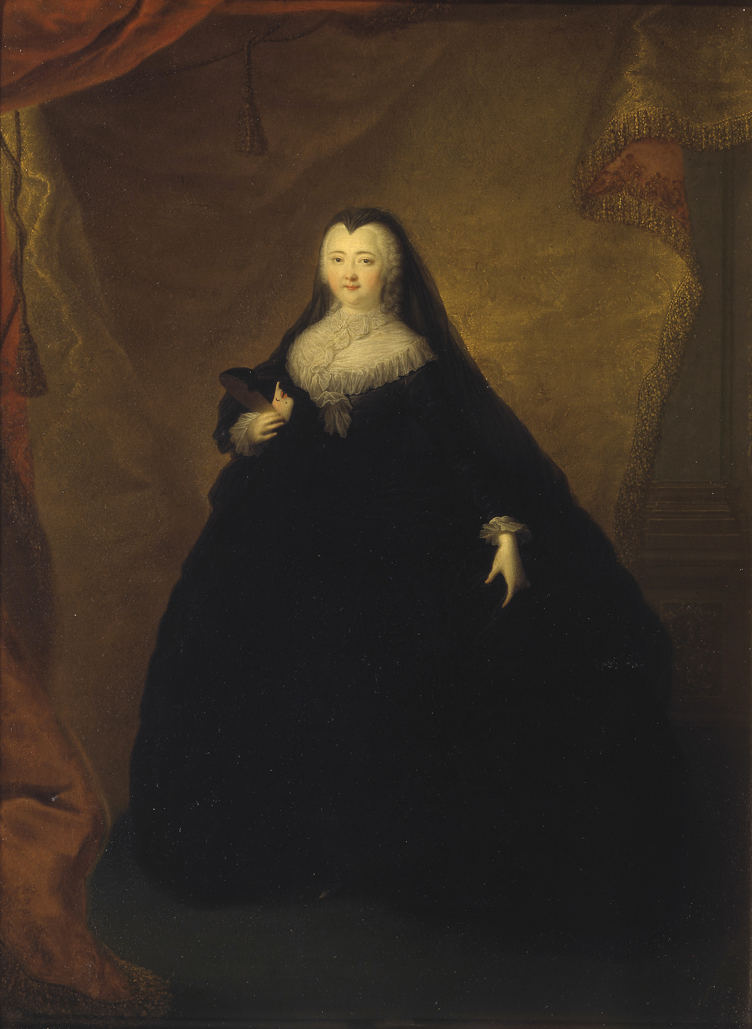 File:Elizabeth of Russia in masquerade dress by Grooth (1748, Tretyakov  gallery)